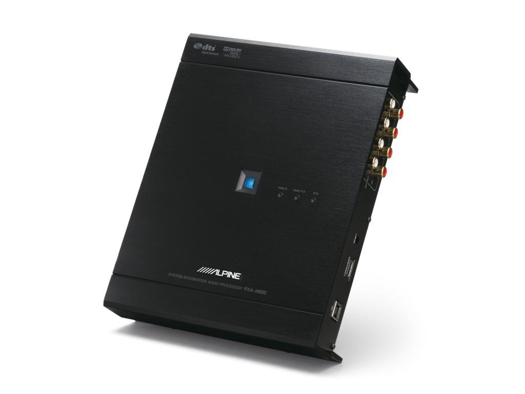 Procesor de Sunet Alpine PXA-H800