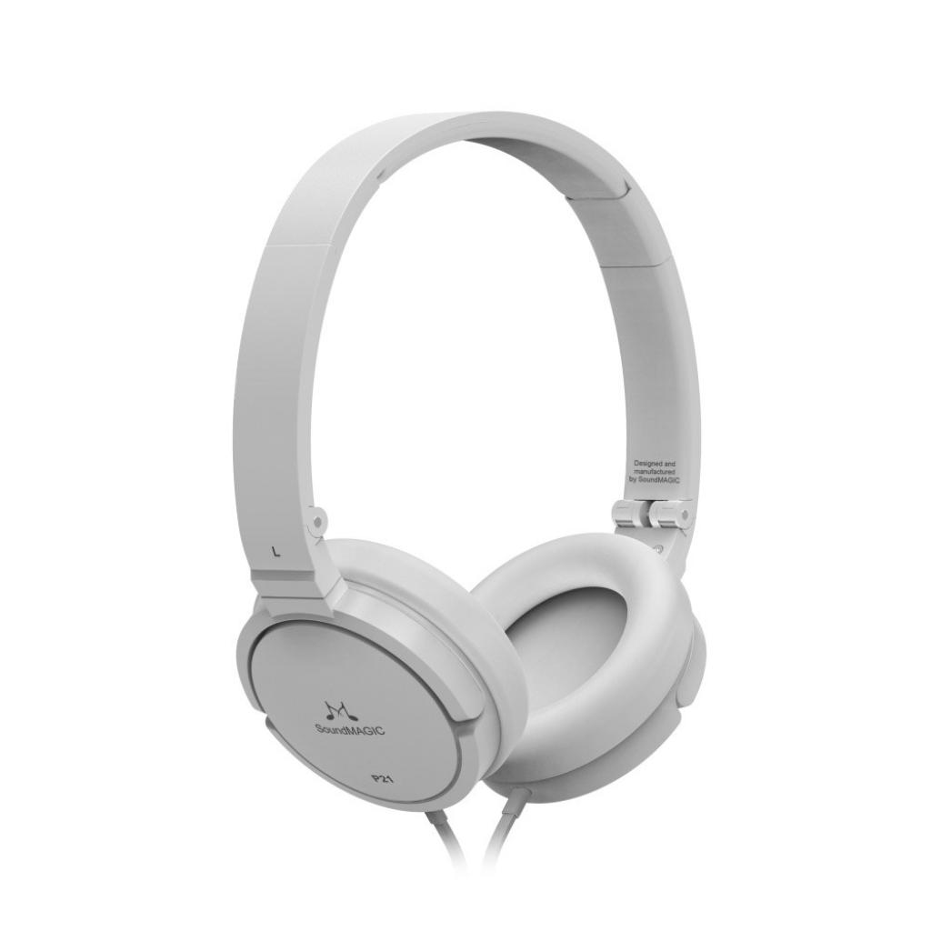 Casti SoundMAGIC P21 White