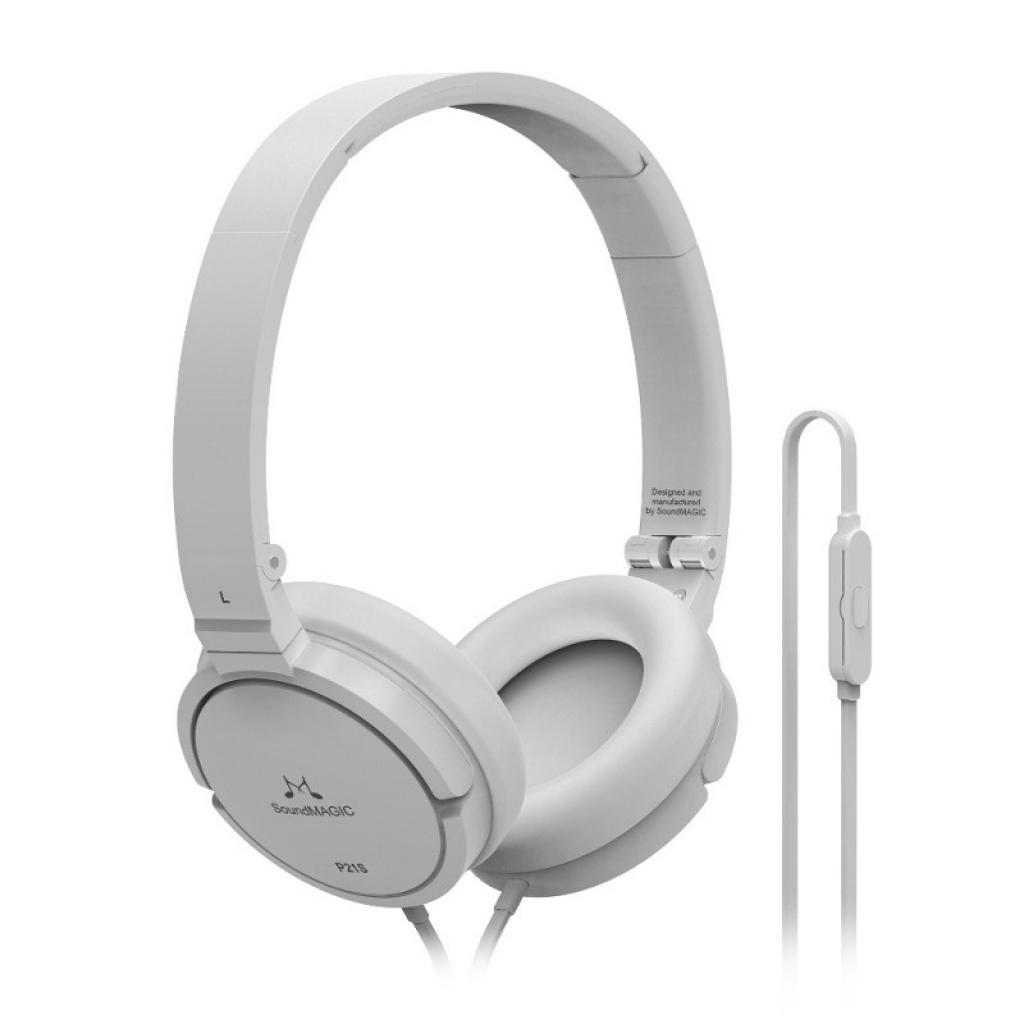 Casti SoundMAGIC P21S  White
