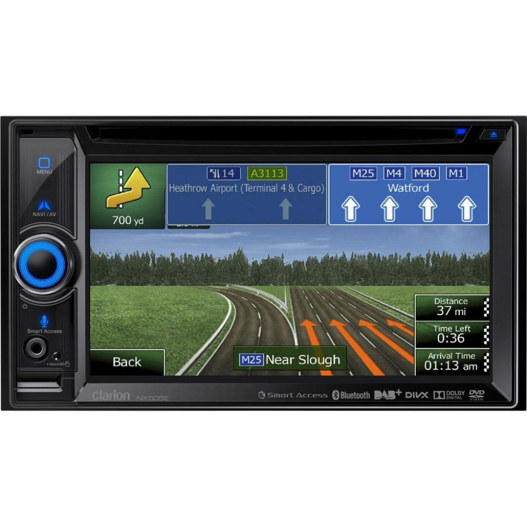 Navigatie Clarion NX-505E