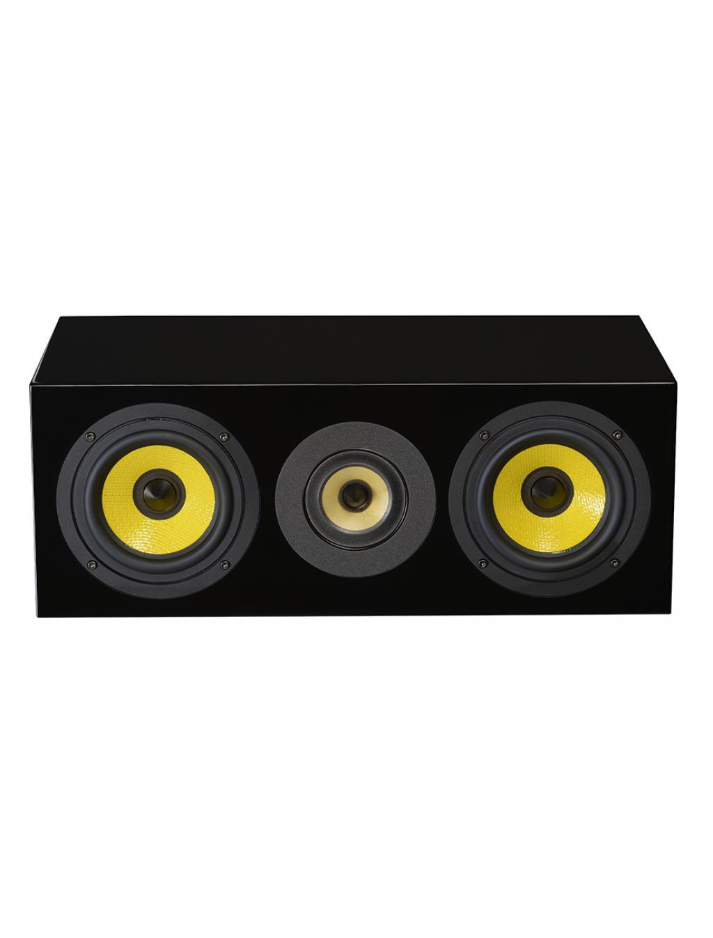 Boxa Davis Acoustics Centrale Premium Black Piano