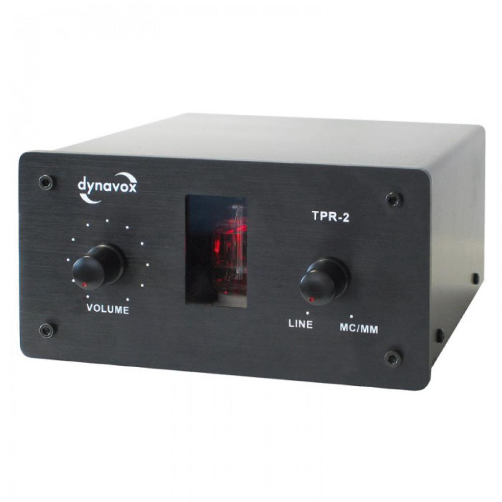 Preamplificator Phono Dynavox TPR-2 negru