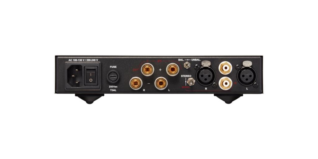 Amplificator de Putere NUPRiME STA-9 Negru