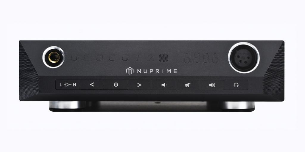 Amplificator de Casti NUPRiME DAC-10H Negru