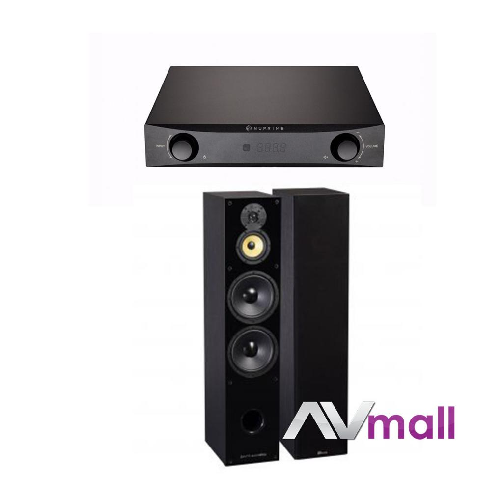 Pachet Amplificator Integrat NUPRiME IDA-8 + Boxe Davis Acoustics Balthus 90