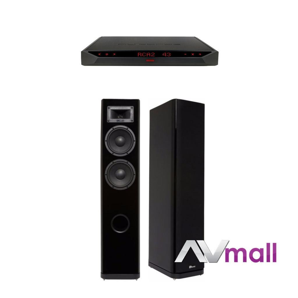 Pachet Amplificator Integrat NUPRiME IDA-16 + Boxe Davis Acoustics Stentaure Serie 30