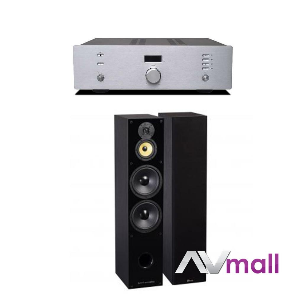 Pachet Amplificator Integrat Xindak XA-6900 (II) + Boxe Davis Acoustics Balthus 90