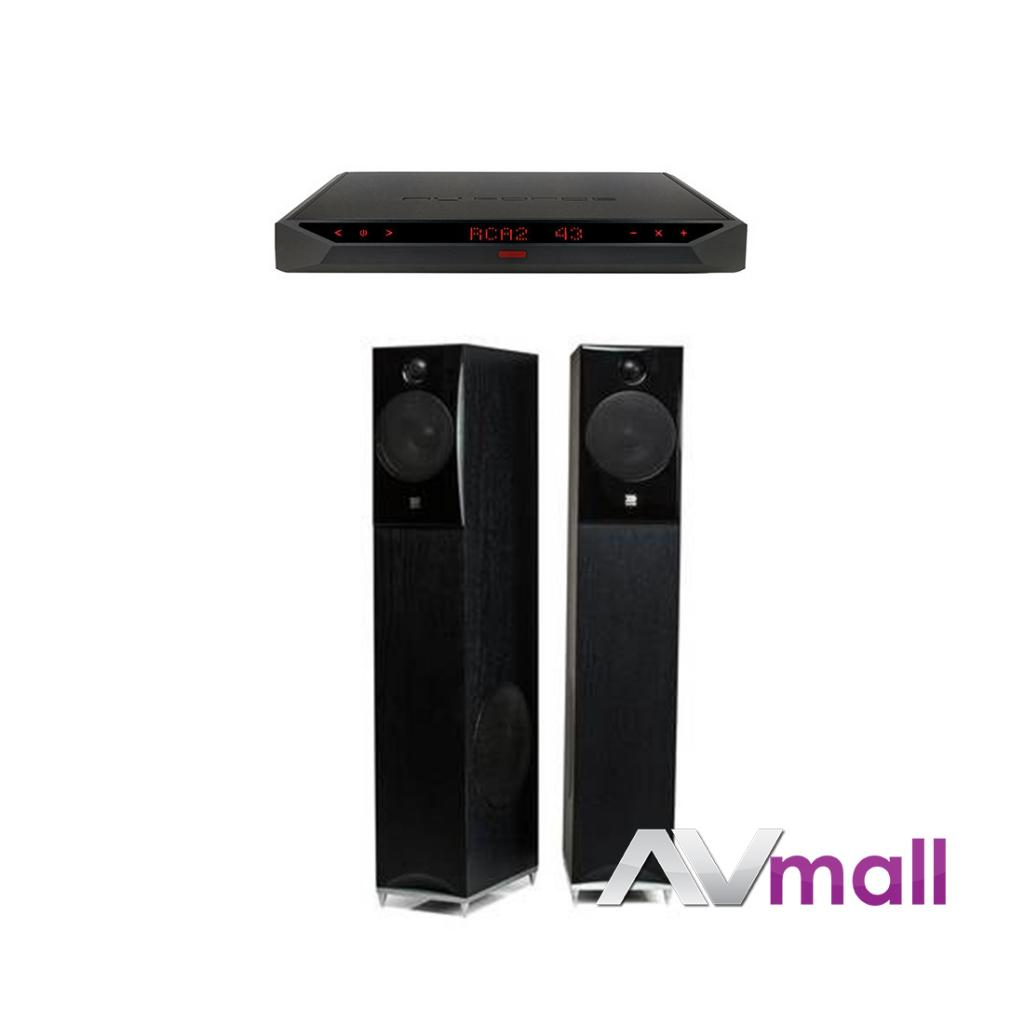 Pachet Amplificator Integrat NUPRiME IDA-16 + Boxe Morel Solan 5F