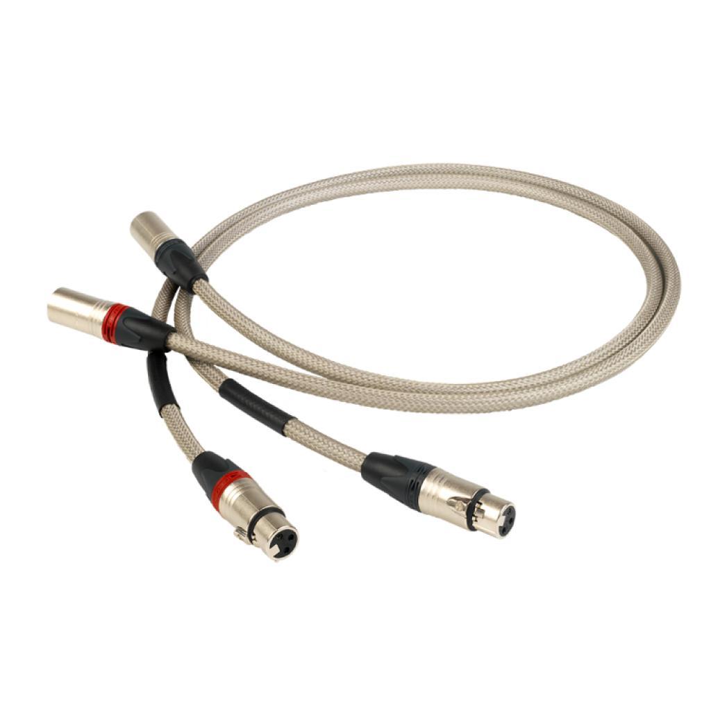 Cablu Interconect XLR Chord Epic 2 metri