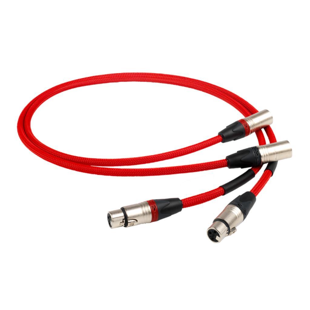 Cablu Interconect XLR Chord Shawline 2 metri