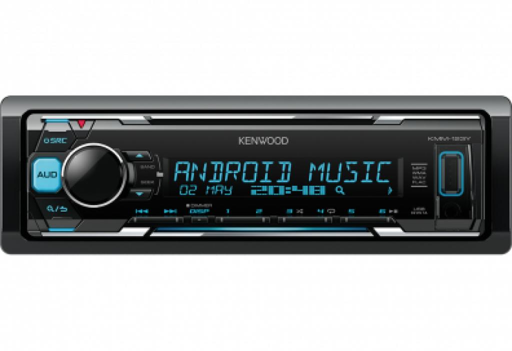 Media Receiver Digital Auto Kenwood KMM-123Y