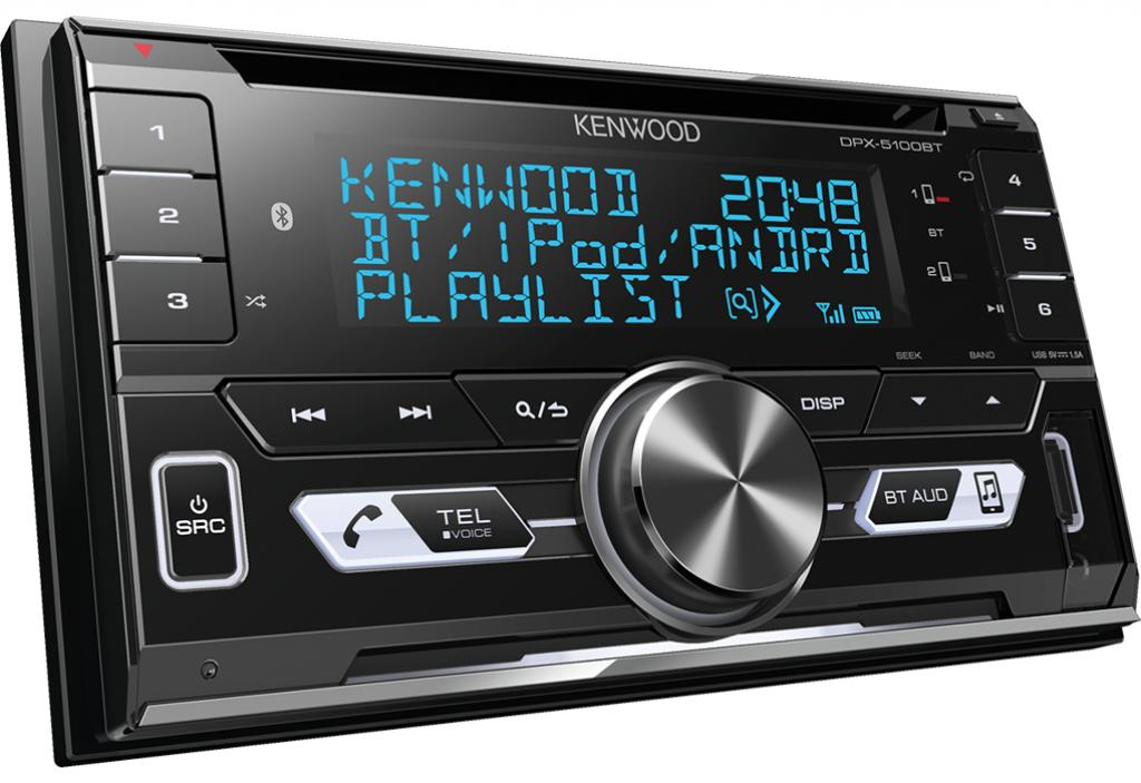 Unitate multimedia Auto Kenwood DPX-5100BT