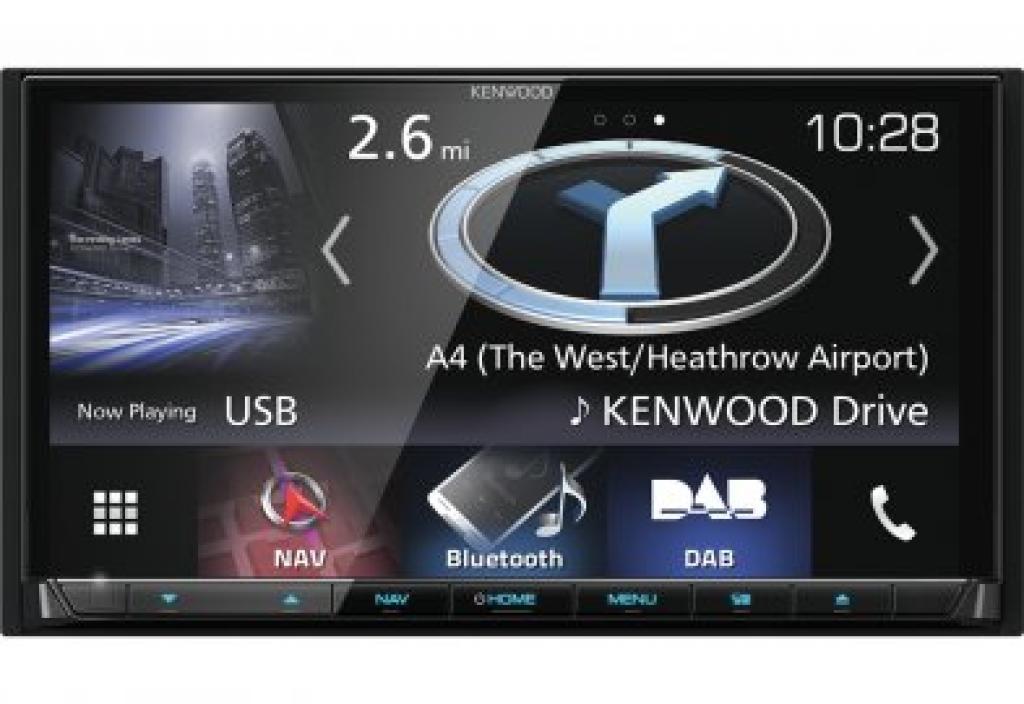 Navigatie Auto Kenwood DNX-7170DABS