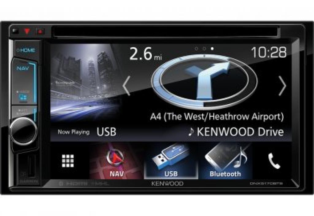 Navigatie Auto Kenwood DNX-5170BTS