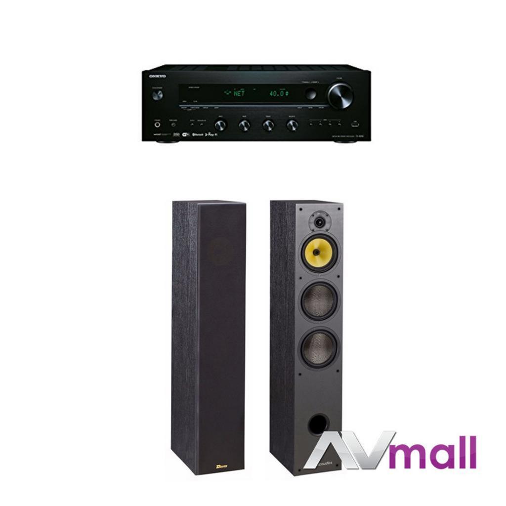 Pachet Amplificator Receiver Onkyo TX-8250 + Boxe Davis Acoustics Hera 200