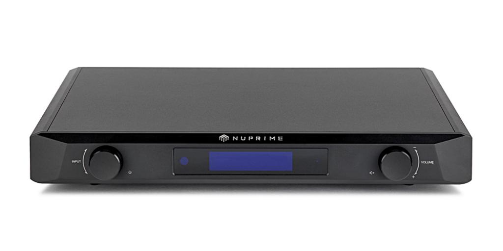 Preamplificator NUPRiME Evolution Negru