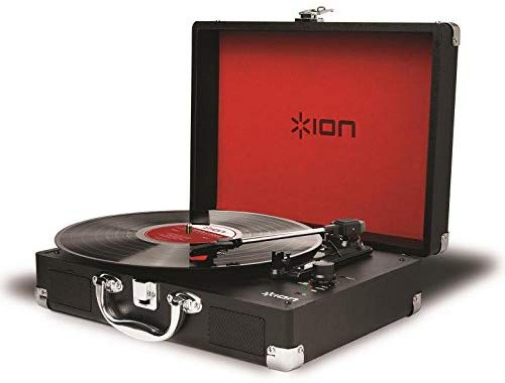 Pick-Up ION Audio Vinyl Motion