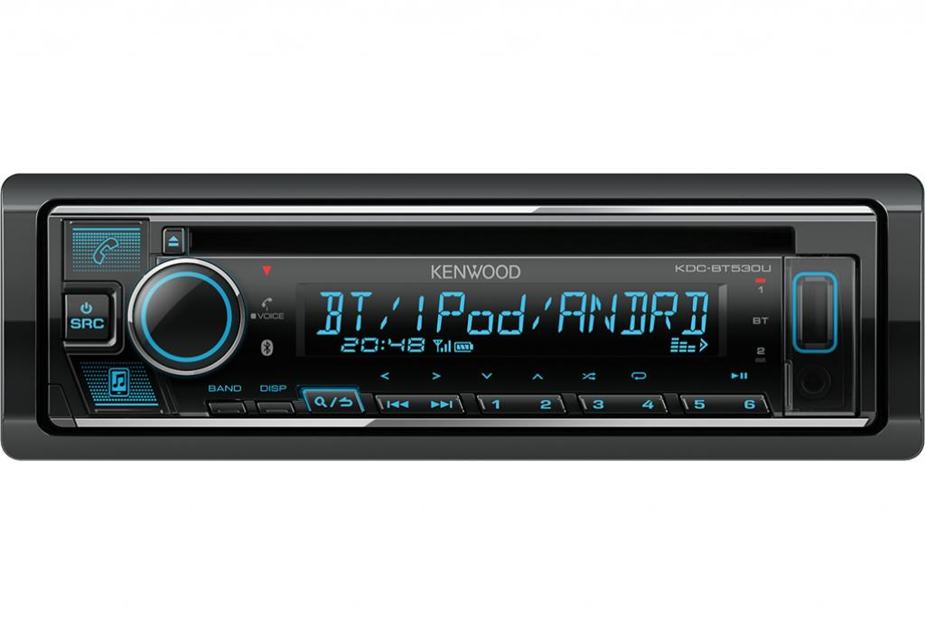 CD Player Auto Kenwood  KDC-BT530U