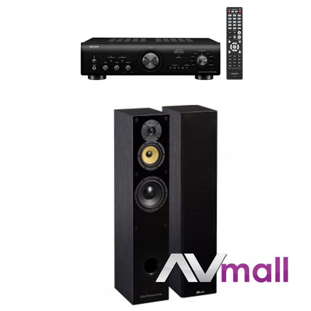 Pachet Amplificator Integrat Denon PMA-800NE + Boxe Davis Acoustics Balthus 50