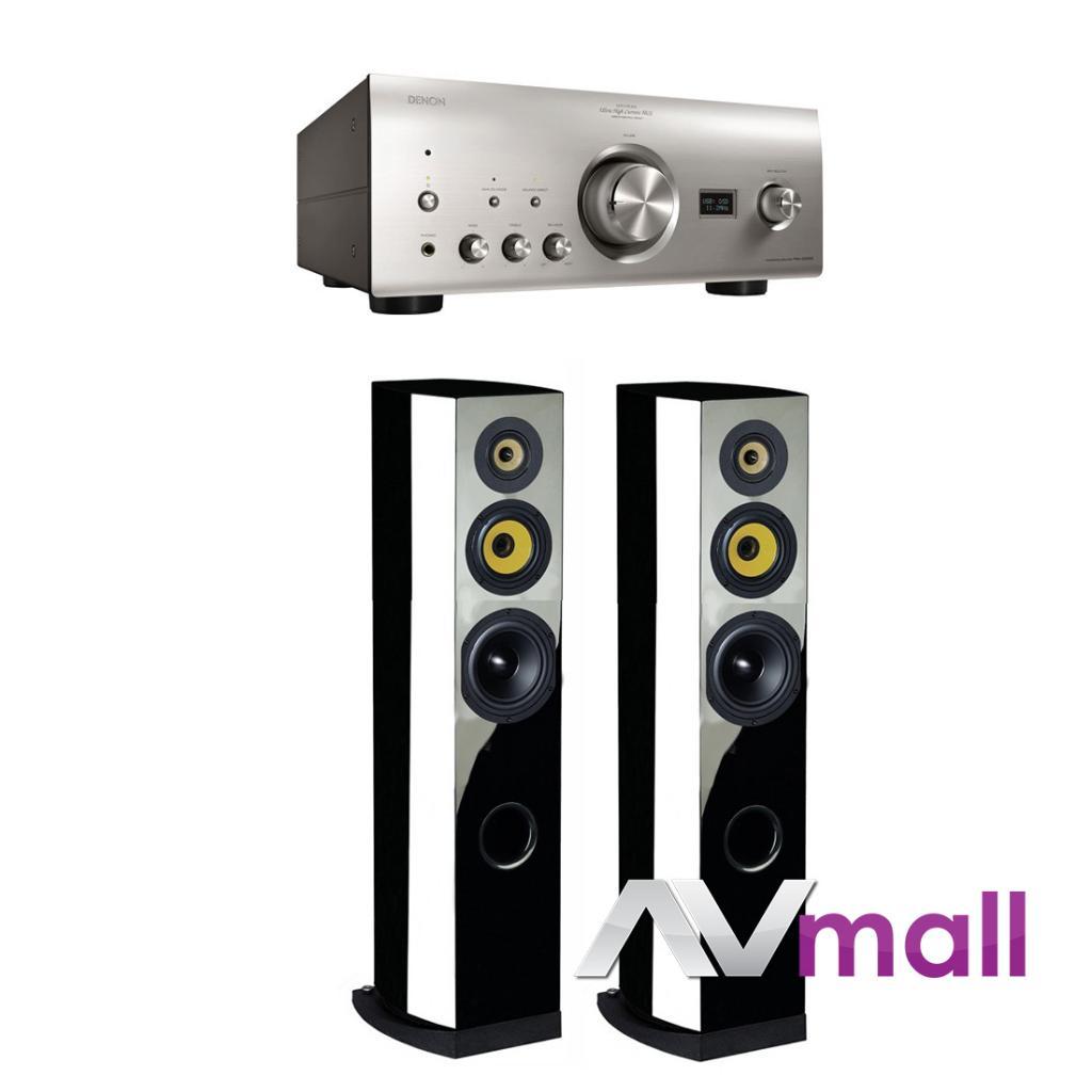 Pachet Amplificator Integrat Denon PMA-2500NE + Boxe Davis Acoustics Cezanne
