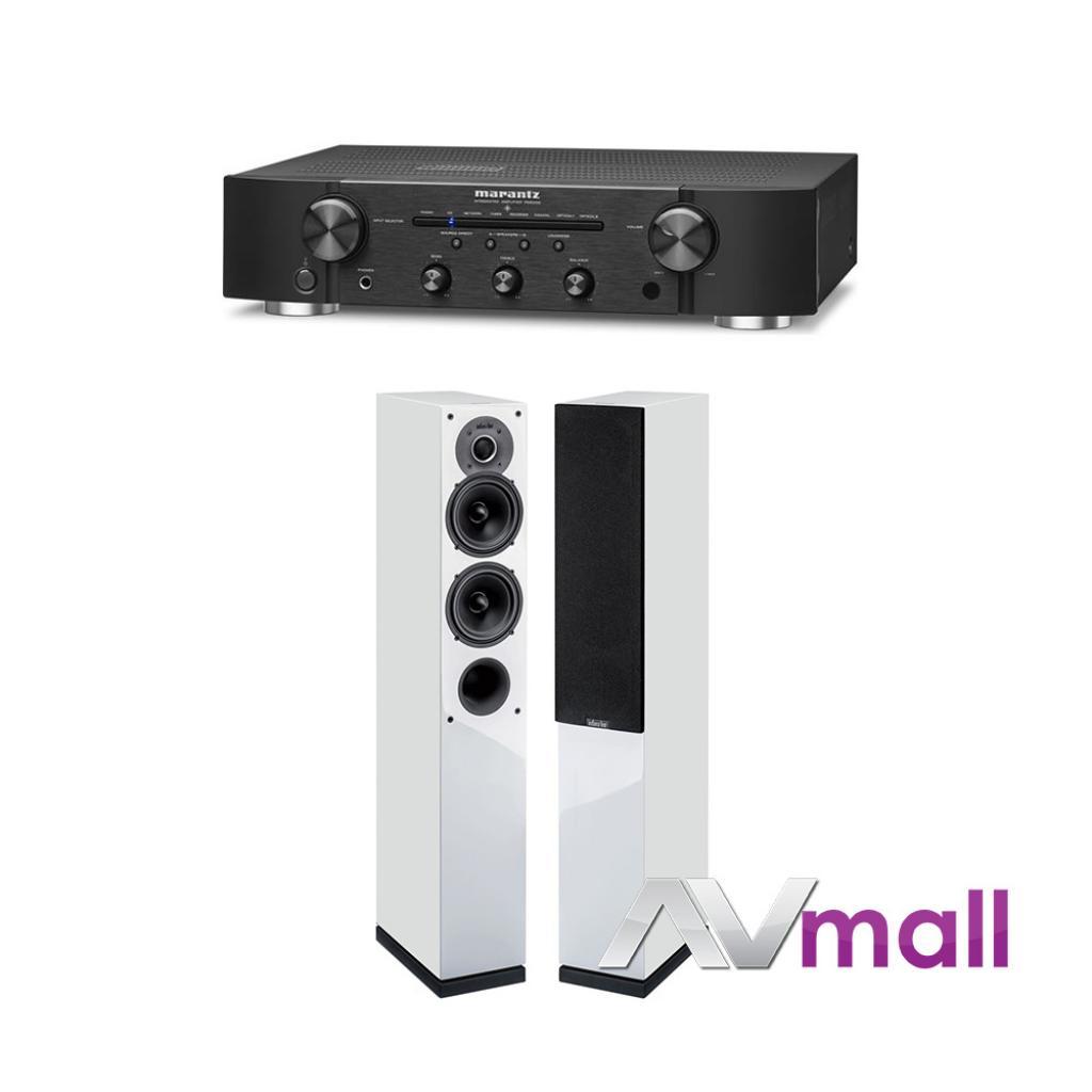 Pachet Amplificator Integrat Marantz PM6006 + Boxe Indiana Line Tesi 542