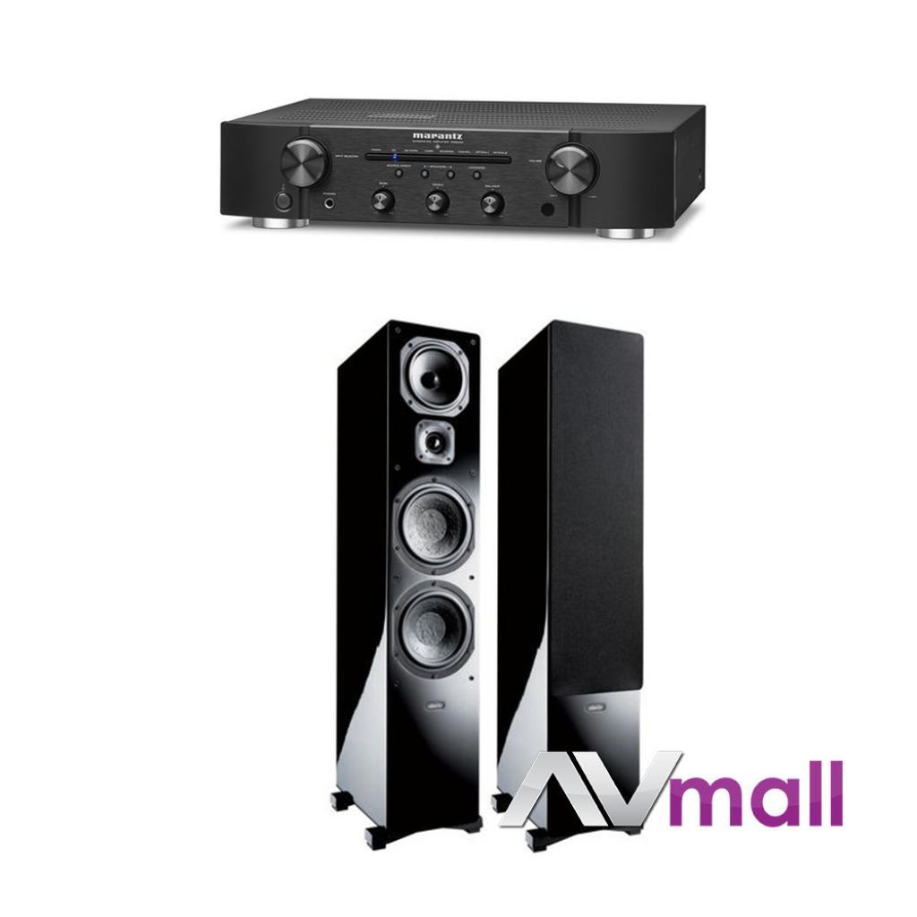 Pachet Amplificator Integrat Marantz PM6006 + Boxe Indiana Line Diva 660