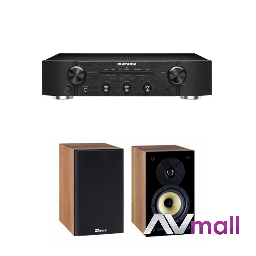 Pachet Amplificator Integrat Marantz PM5005 + Boxe Davis Acoustics Balthus 30