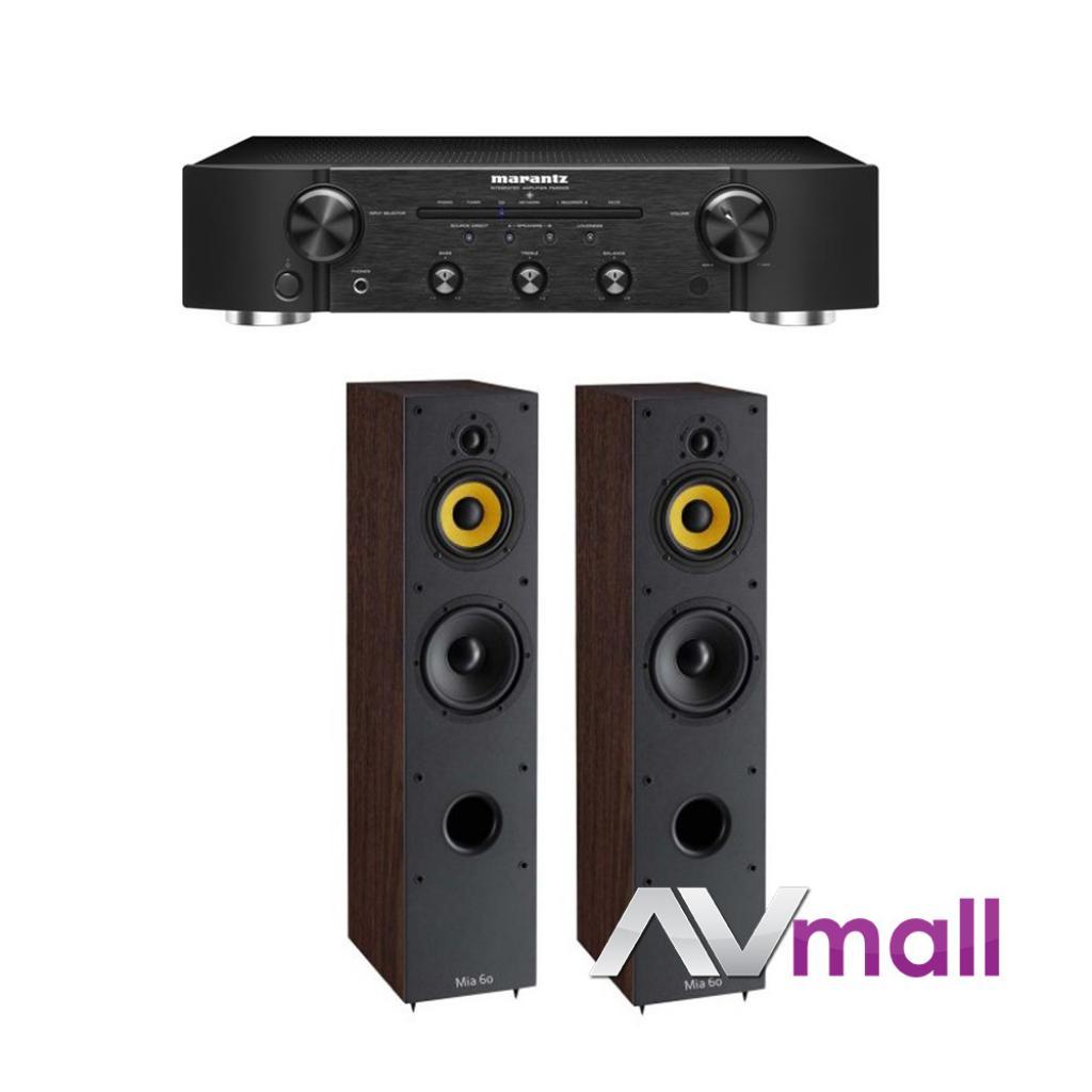Pachet Amplificator Integrat Marantz PM5005 + Boxe Davis Acoustics Mia 60