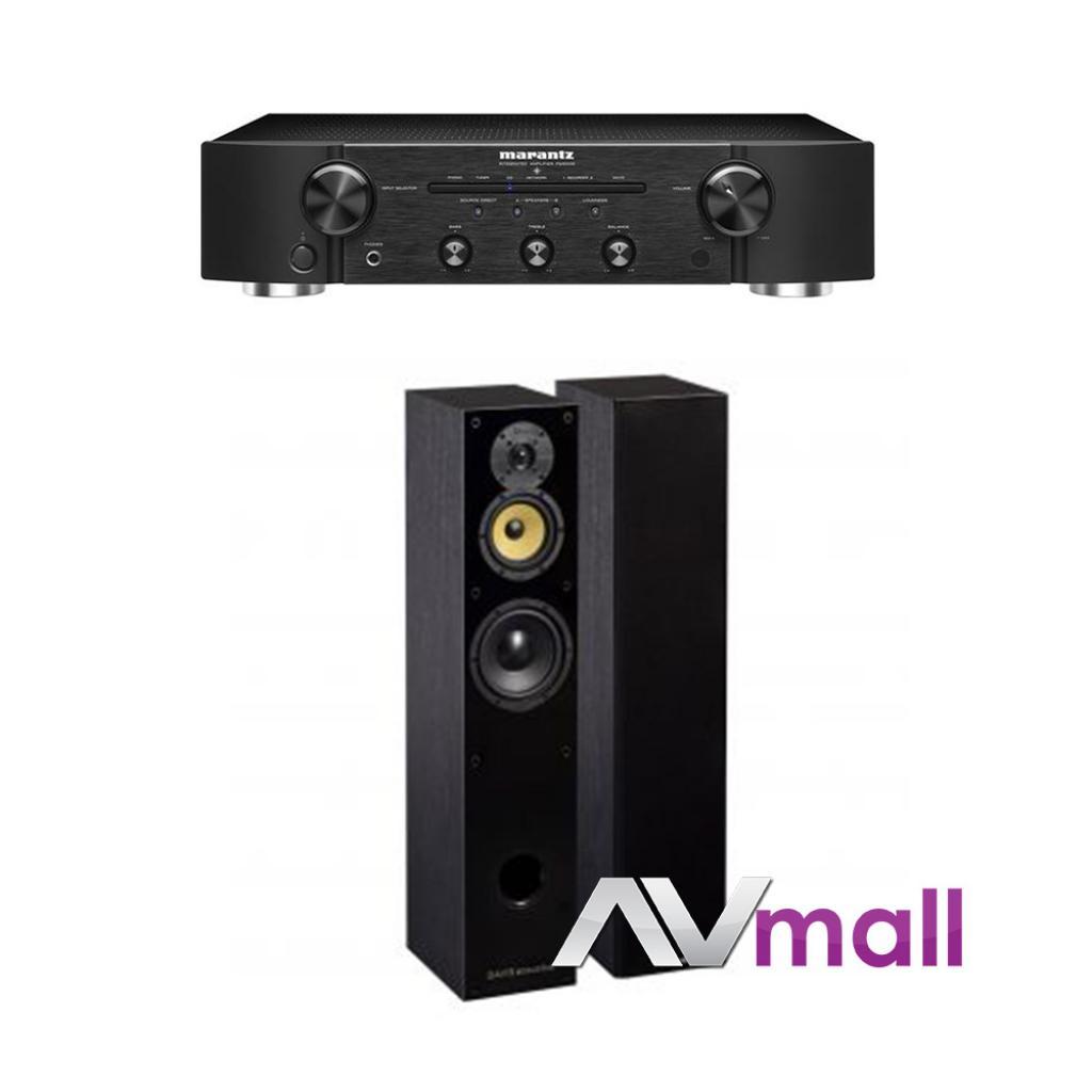 Pachet Amplificator Integrat Marantz PM5005 + Boxe Davis Acoustics Balthus 50