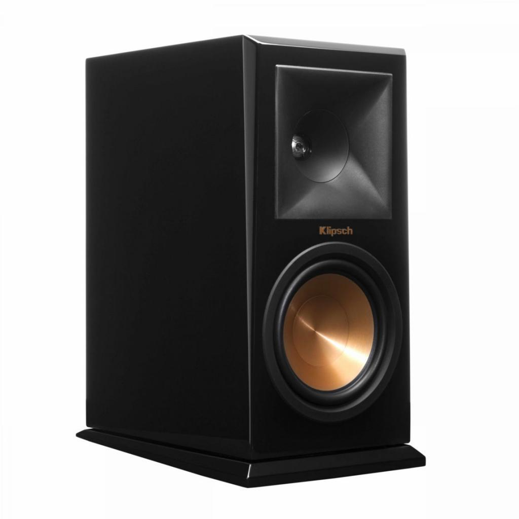 Boxe Klipsch Reference RP-160M piano black