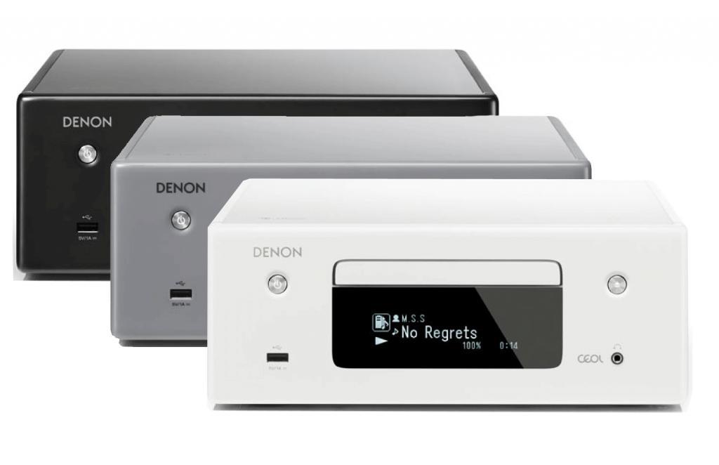Sistem Stereo Denon CEOL N10 WS