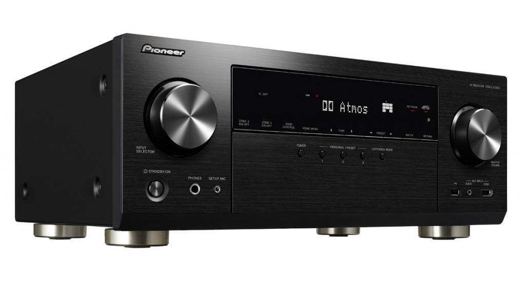 Receiver AV Pioneer VSX-LX304