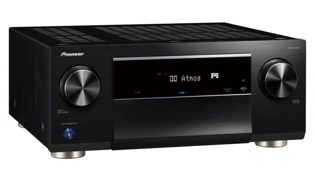 Receiver AV Pioneer VSX-LX504