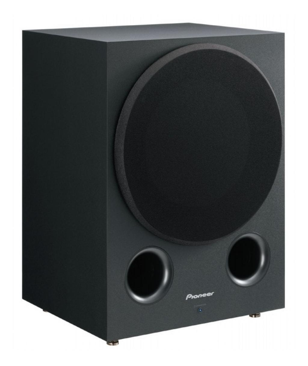 Subwoofer Pioneer S-62W