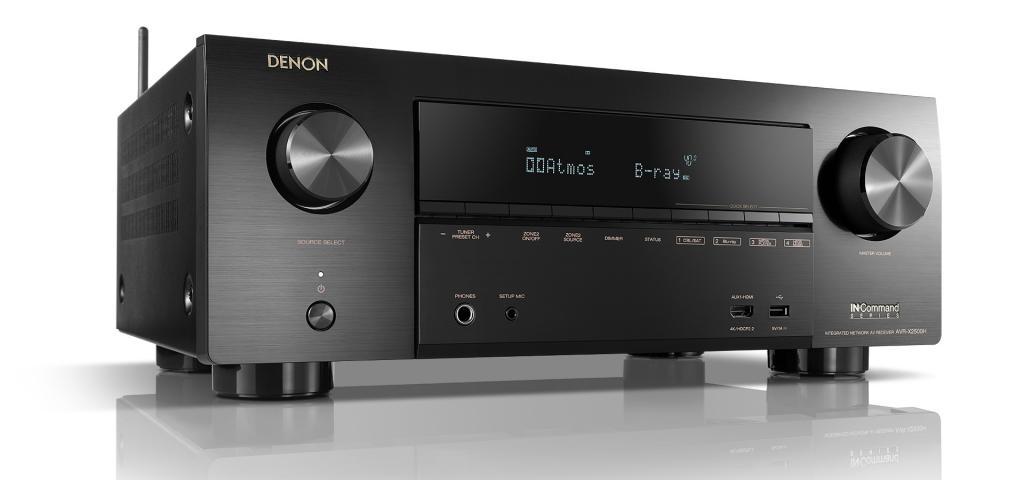 Receiver AV Denon AVR-X2600H