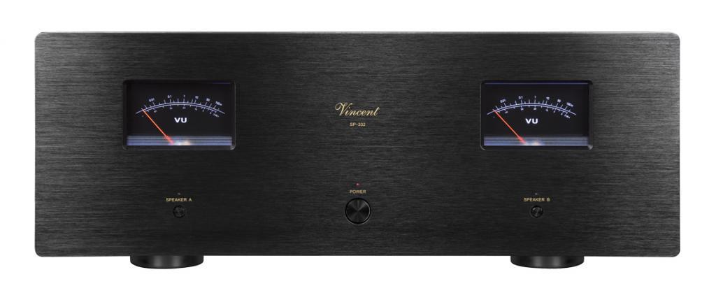 Amplificator de Putere Hybrid Vincent SP-332 Negru