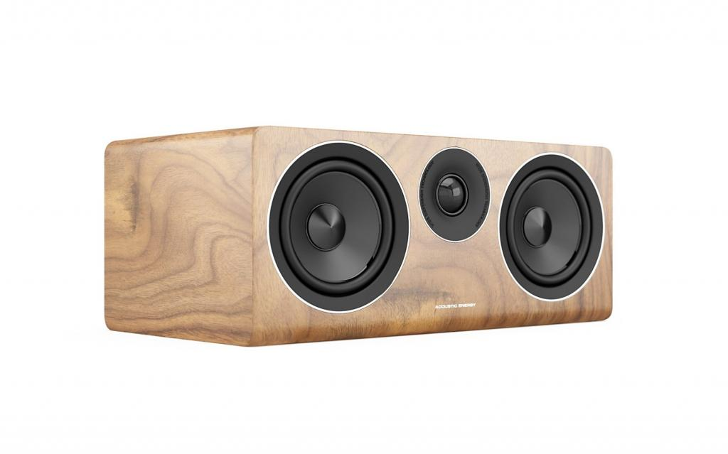 Boxa Acoustic Energy AE107 Walnut vinyl veneer