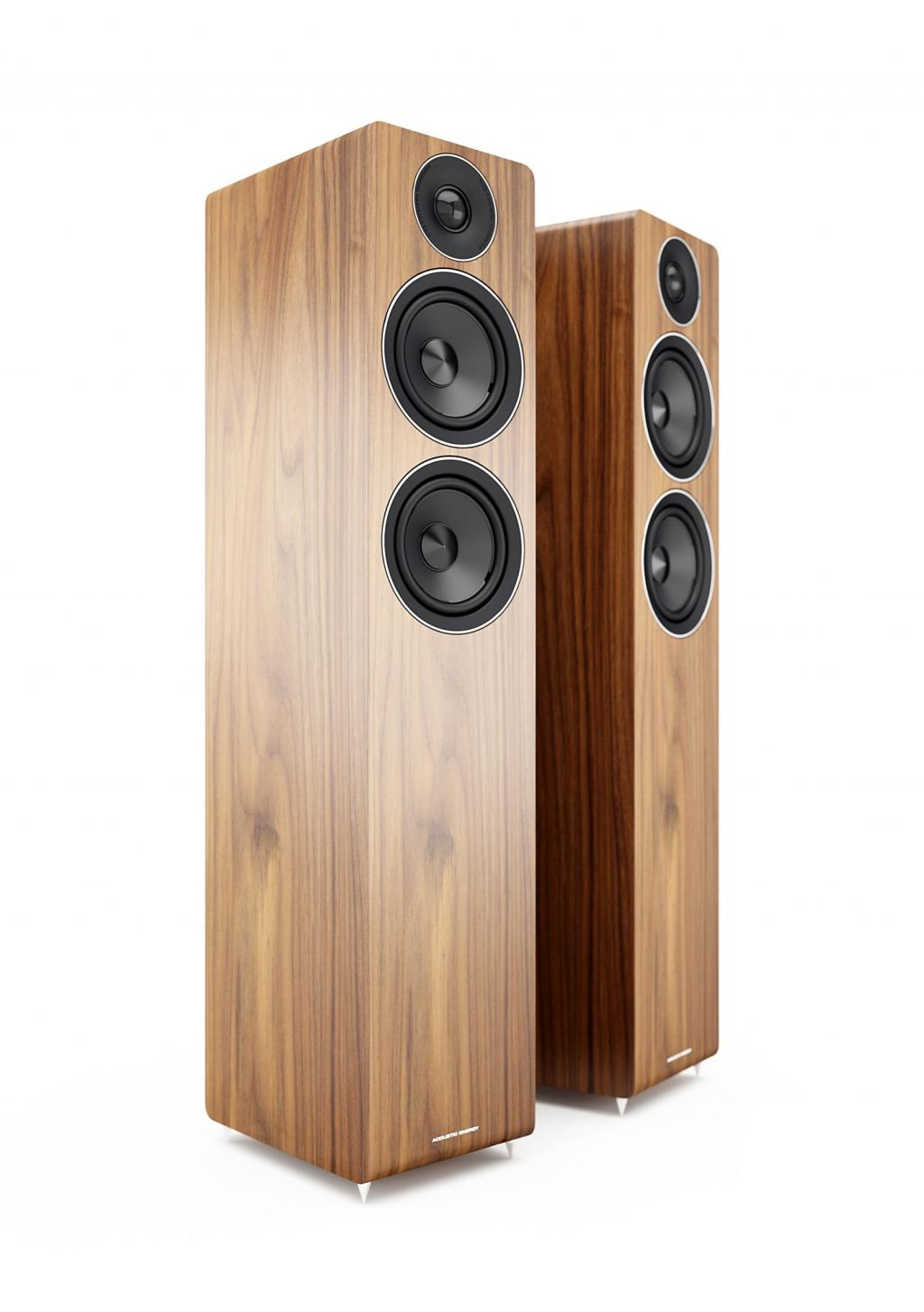 Boxe Acoustic Energy AE109 Walnut vinyl veneer