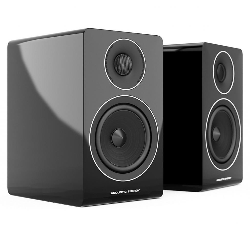 Boxe Acoustic Energy AE300 Black