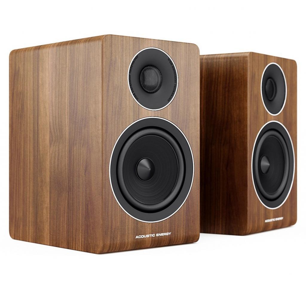 Boxe Acoustic Energy AE300 Walnut