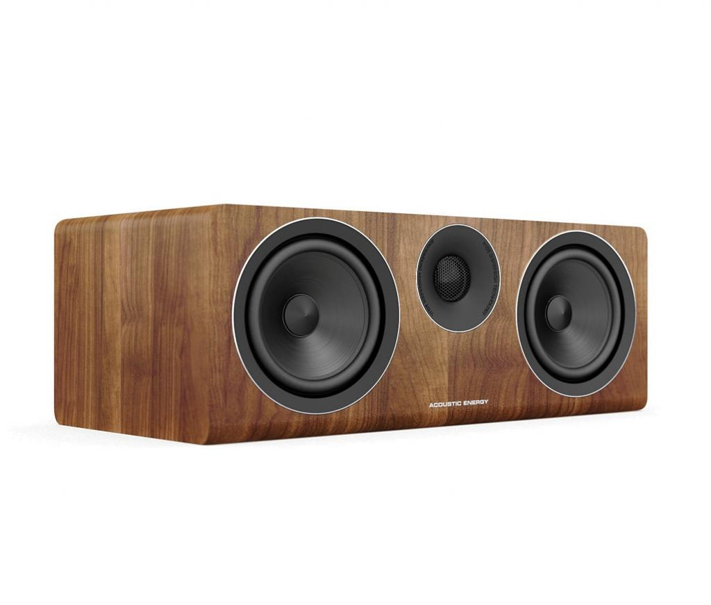 Boxa Acoustic Energy AE307 Walnut wood veneer