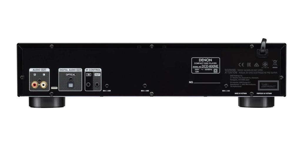 CD Player Denon DCD-600