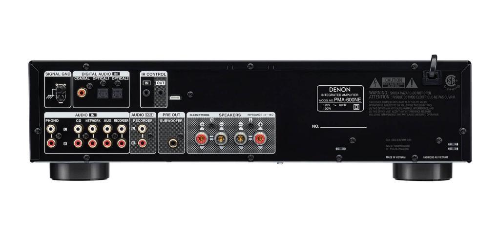 Amplificator Integrat Denon PMA-600