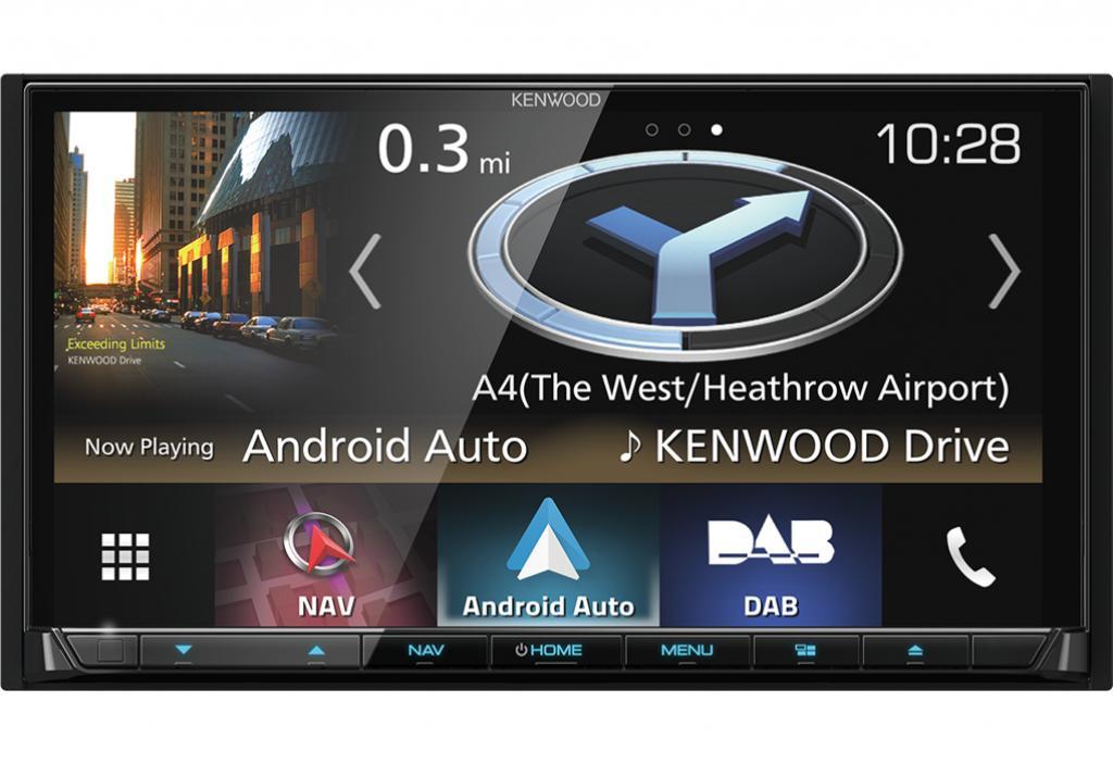 Navigatie Auto Kenwood DNX-8180DABS
