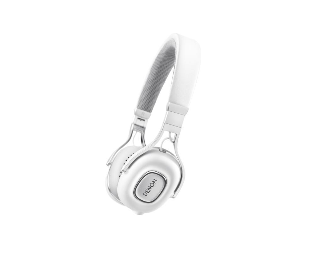 Casti On-Ear Denon AH-MM200 Alb