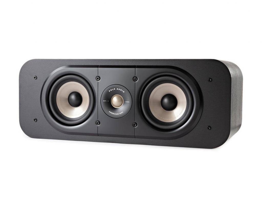 Boxa Centru Polk Audio Signature S30E, Negru