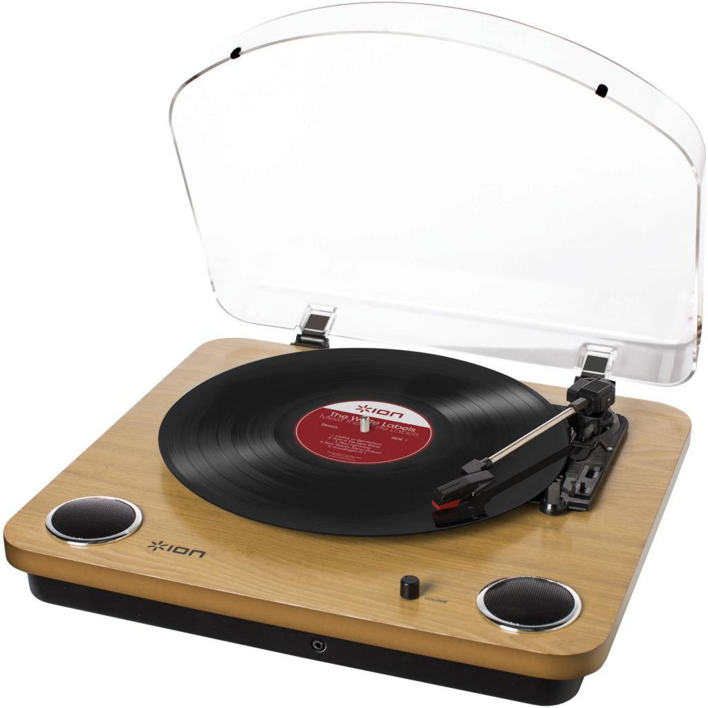 Pick-Up ION Audio Max LP Wood