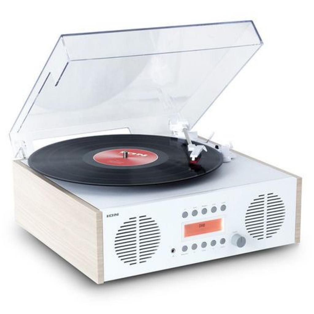 Pick-Up ION Audio Digital LP Alb