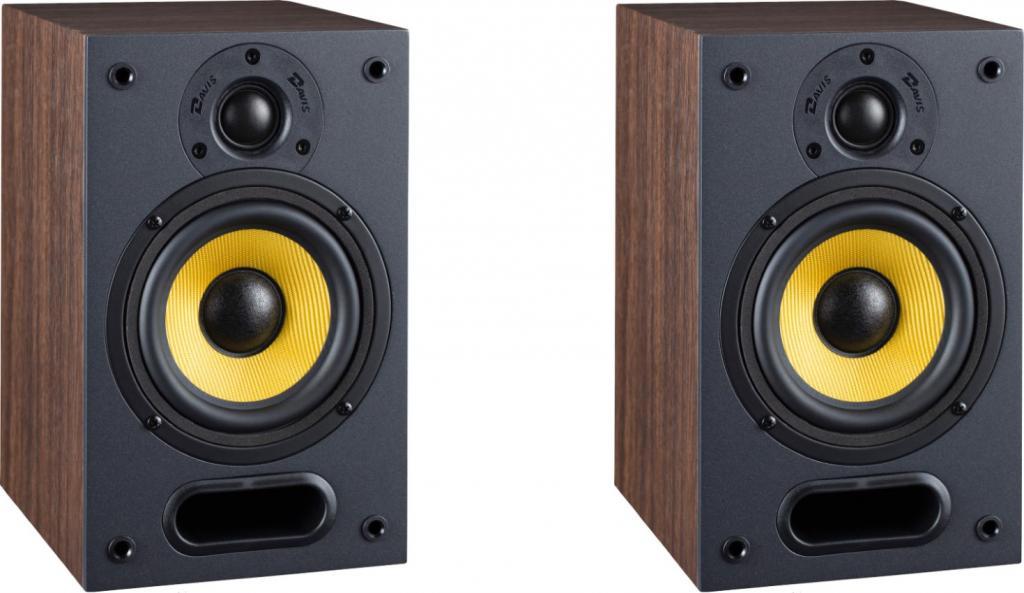 Boxe Davis Acoustics Mia 20 Teak