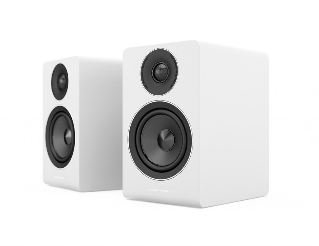 Boxe Acoustic Energy AE100 Alb